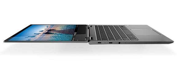 Lenovo Yoga 730 (13) laptop laying flat