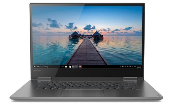 Lenovo Yoga 730 (15), front view