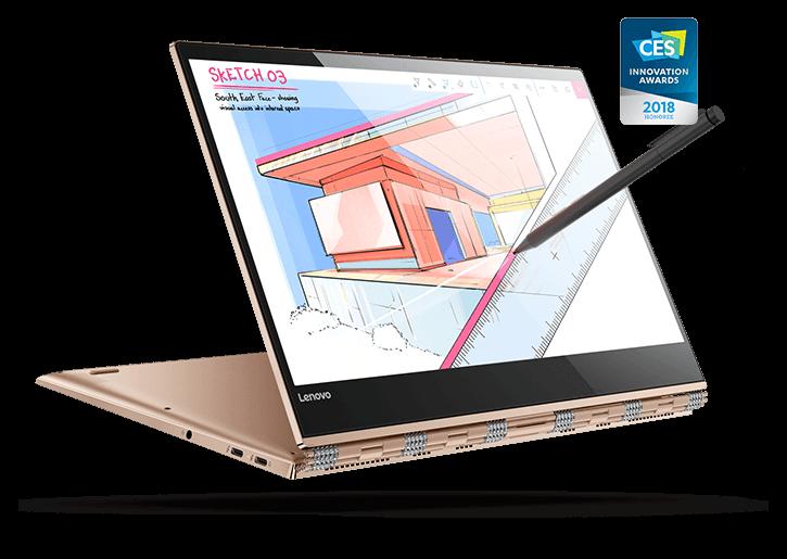 Yoga 920 (13 po) avec stylet actif Lenovo 2