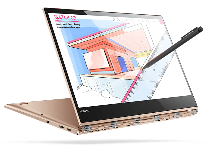 Yoga 920 (14) 2-in-1 | Powerful, Stylish 2-in-1 Laptop