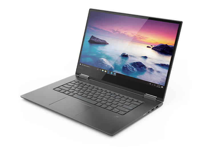 Lenovo Yoga C730 (15, AMOLED)