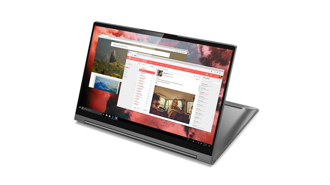 Lenovo Yoga C940 14 Tablet Mode