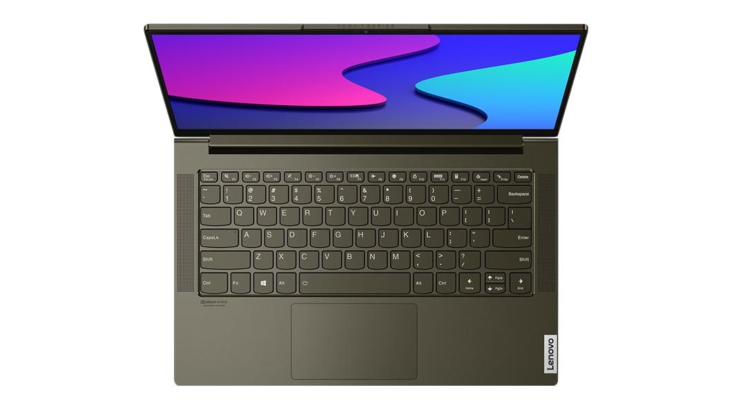 Yoga Slim 7 14 Intel Slim Powerful 14 Laptop Lenovo Uk