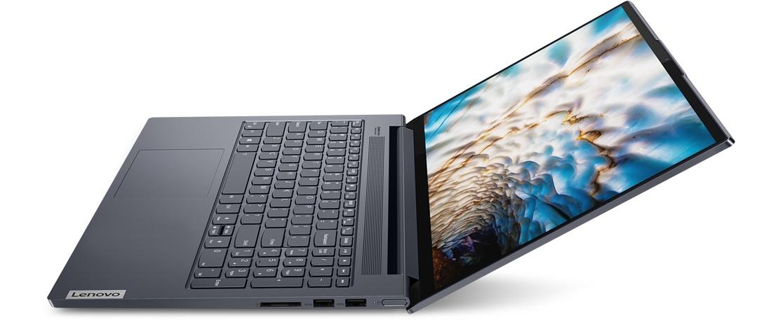 Side view of Lenovo Yoga Slim 7 (15)