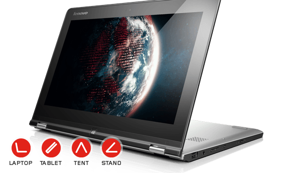 Lenovo YOGA 2 (11 inch) Laptop