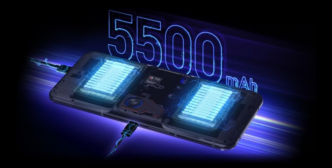 Image of Dual Batteries
