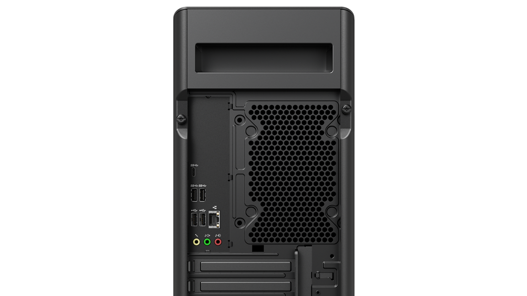 Lenovo Legion Tower 5i rear