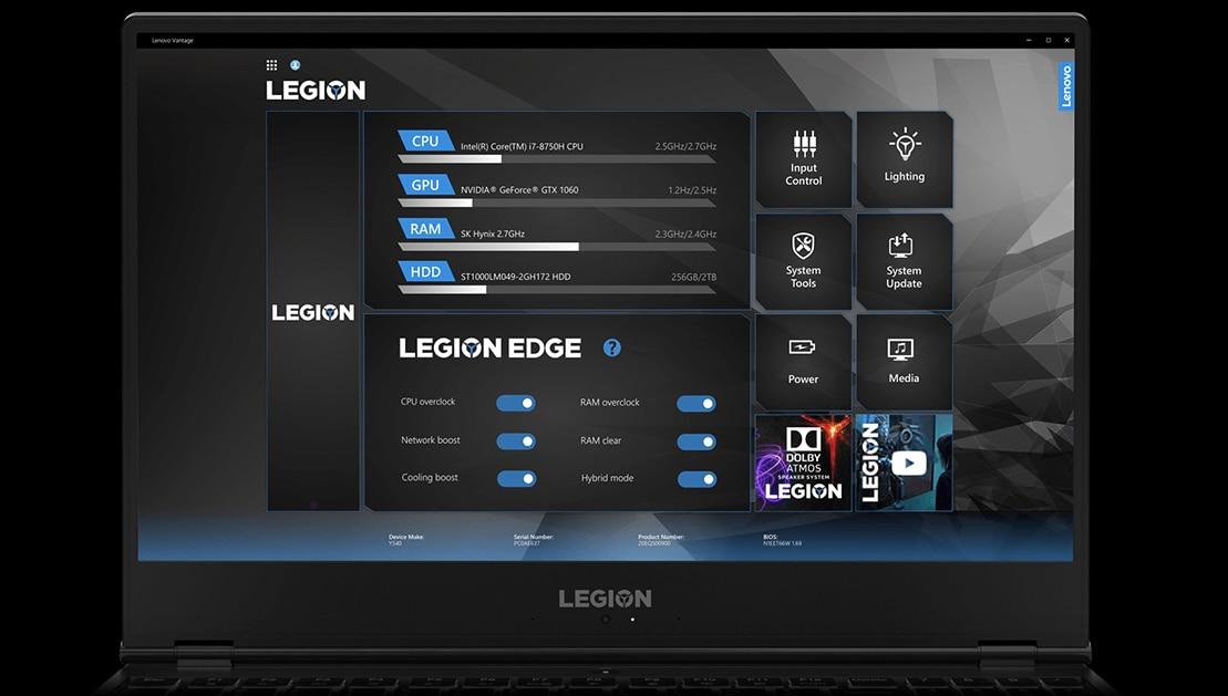 Lenovo Legion Y540 15