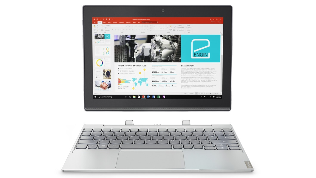 Lenovo Miix 320 | 2-in-1 Laptop with Detachable Keyboard