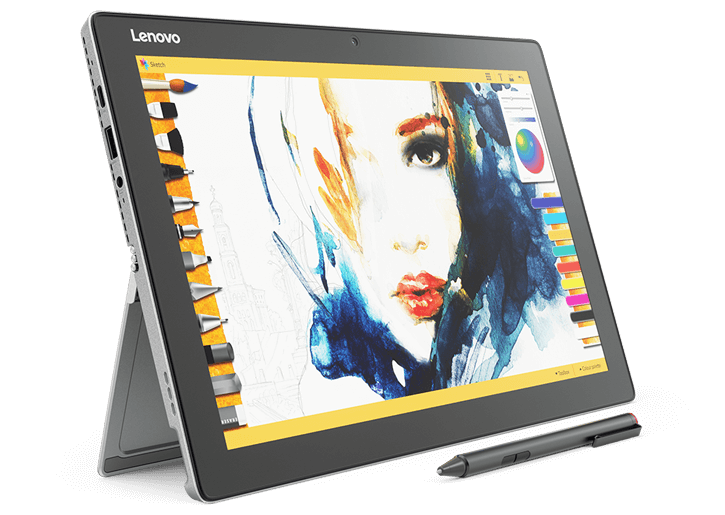Lenovo Miix 510 | 2-in-1 Laptop PC with 8GB LPDDR4 Memory