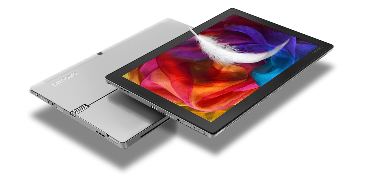 Lenovo Miix 520 2-in-1 - Shot of the stunning 12