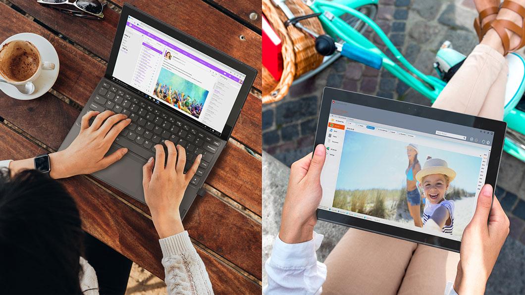 Lenovo Miix 630 | Powerful 2-in-1 Detachable Laptop | Lenovo US
