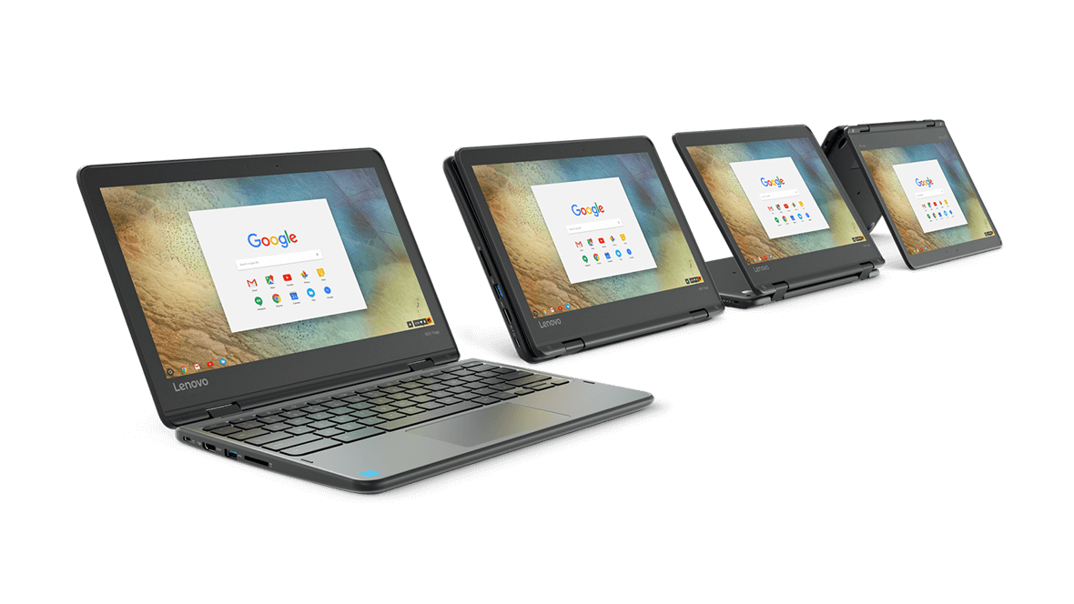 Lenovo N23 Yoga Chromebook Rugged 2 In 1 Chromebook For