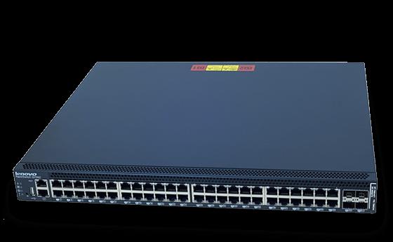 RackSwitch G7052 de Lenovo