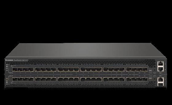 RackSwitch G8124E de Lenovo
