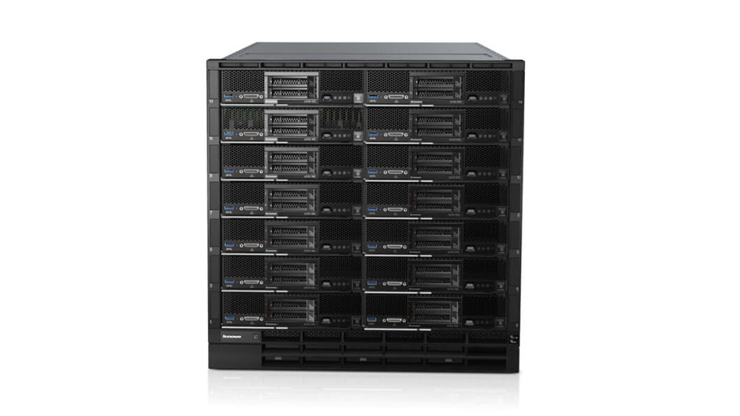 Lenovo Server Blade Flex Carrier Grade Chassis