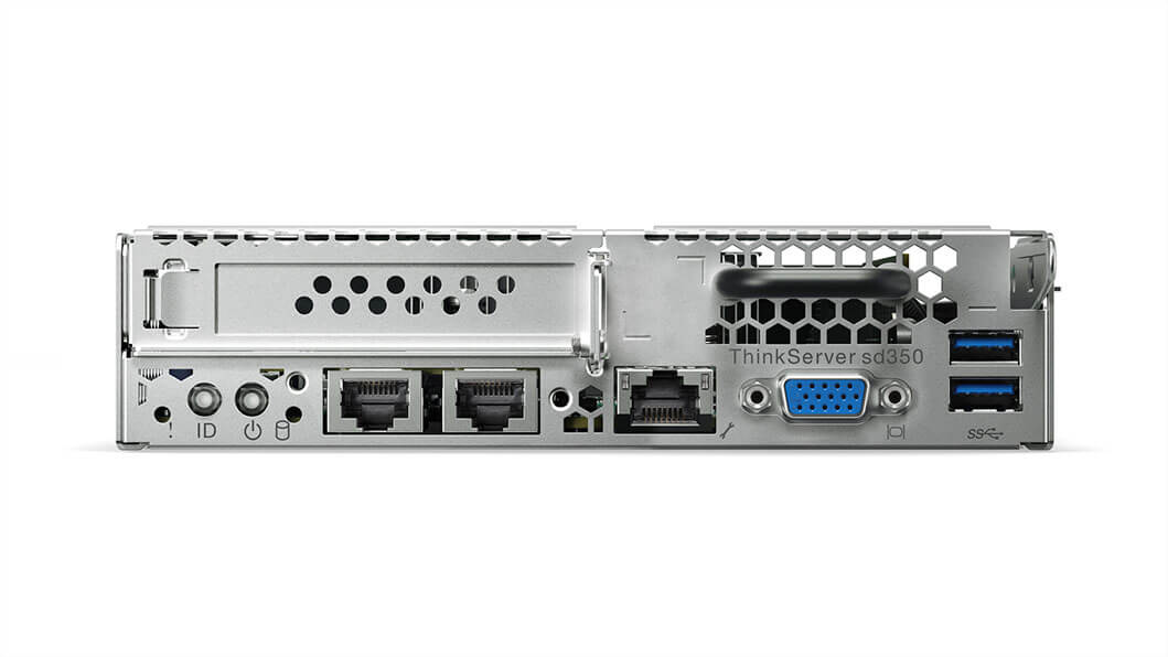 Lenovo Server High Density ThinkServer sd350