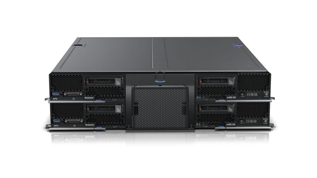 Flex System x480 X6 Compute Node | Mission-Critical Servers | Lenovo