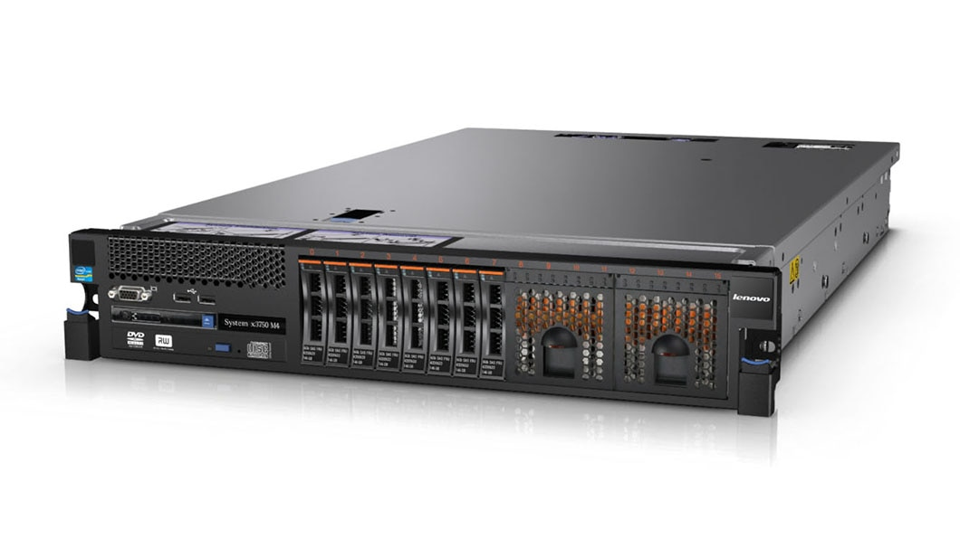 Lenovo Server Mission Critical System x3750 M4