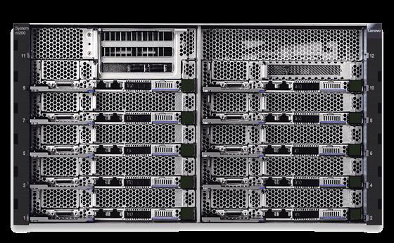 Système NeXtScale M5 de Lenovo