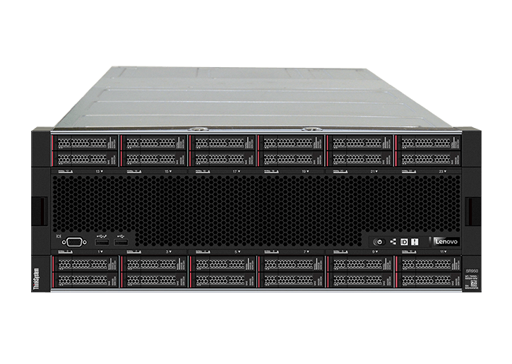ThinkSystem SR950 Mission-Critical Server