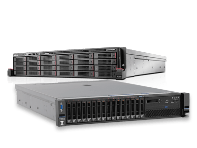 thinkserver rack tower blade servers lenovo us
