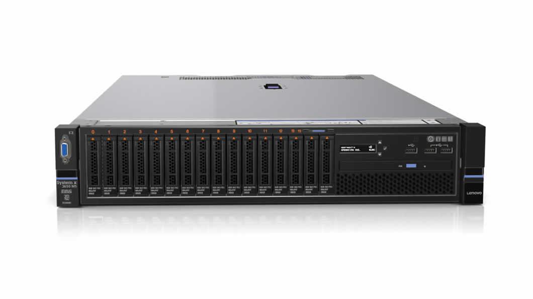 System X3650 M5 Rack Server Lenovo Us
