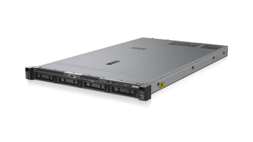 Lenovo ThinkSystem SR530 Left Side View