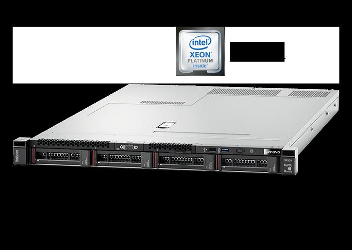 Baie de serveur Lenovo ThinkSystem SR530