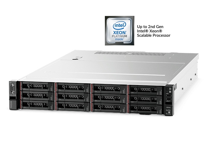 Lenovo ThinkSystem SR550 Rack Server