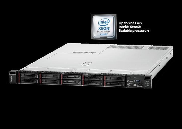 Baie de serveur Lenovo ThinkSystem SR630