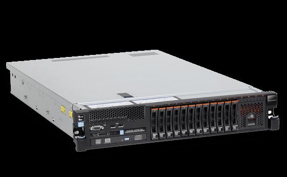 System X3750 M4 de Lenovo