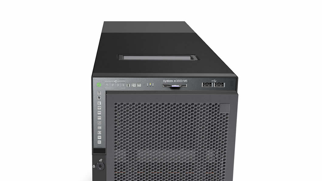 Lenovo Servers Tower System X3500 M5