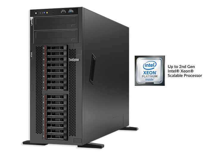 Lenovo ThinkSystem ST550 Tower Server