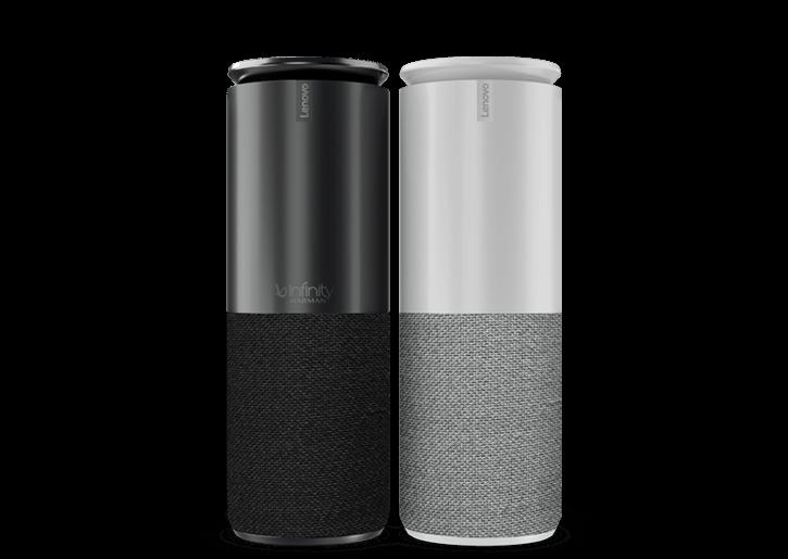 lenovo smart assistant with alexa voice service lenovo us. Black Bedroom Furniture Sets. Home Design Ideas