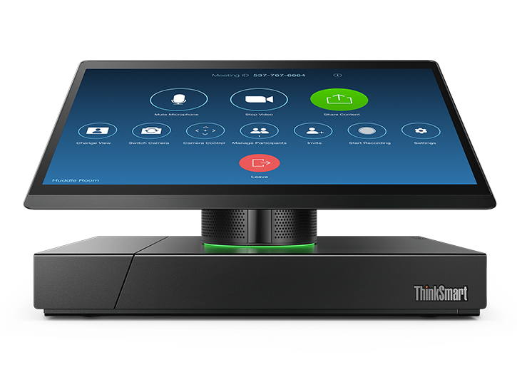 ThinkSmart Hub 500 with Zoom Rooms