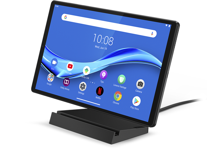 Lenovo Smart Tab M10 FHD Plus (2nd Gen)