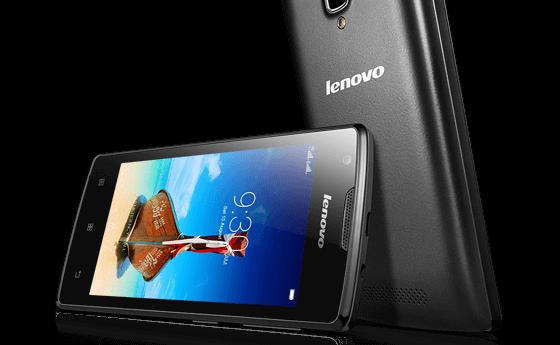 """Lenovo A1000 - 4"""""""
