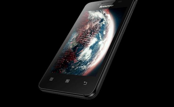 Lenovo A319 - Affordable Android Music Smartphone   Lenovo