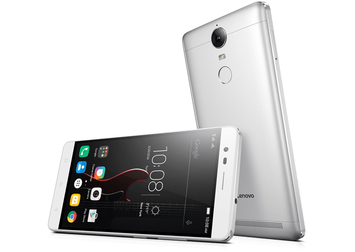 Lenovo Vibe K5 Note Smartphone