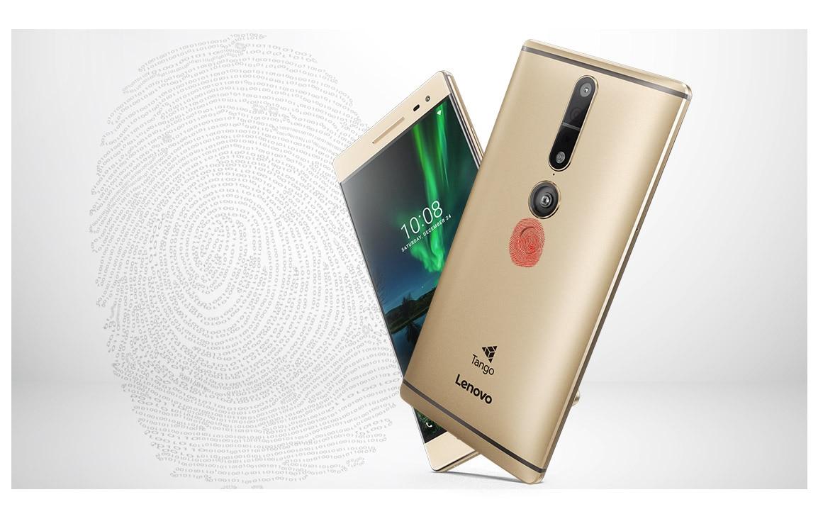 Smartphone Phab 2 Pro Lenovo Peru