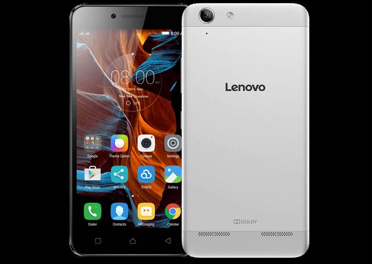 Lenovo Smartfon Lenovo K5