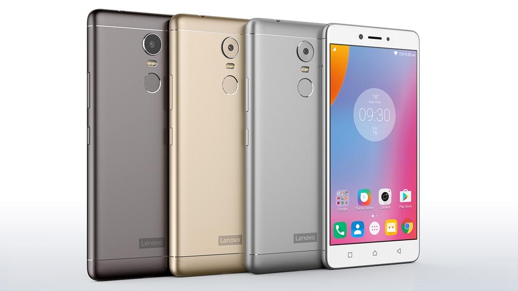 Lenovo K6 Note, Lenovo Smartphone | Lenovo UAE