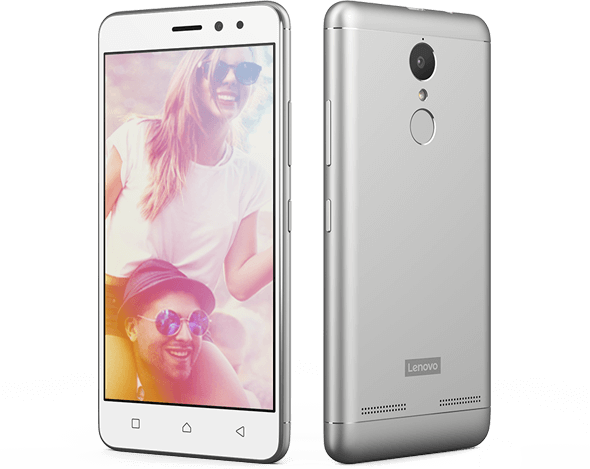 Lenovo Smartphone Vibe K6 Power Front and Rear Camera Feature