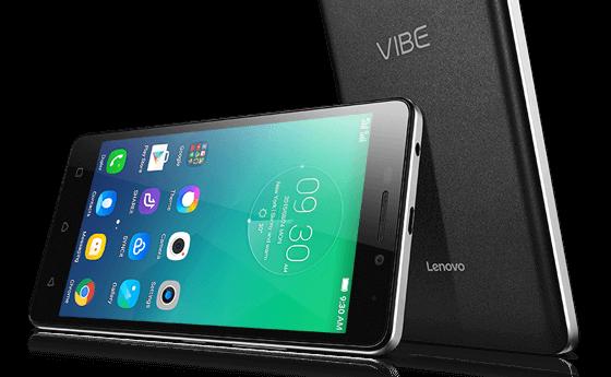 Lenovo VIBE P1m Smartphone | Splash-Proof, Quick Charging