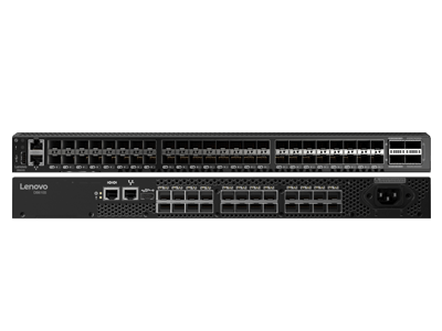 Lenovo SAN Network Fibre Channel Switches