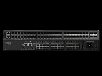 Commutateurs de canaux fibre réseau Lenovo SAN