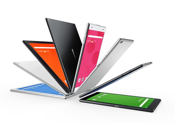 Lenovo Tab 4 10 Plus in Various Colors