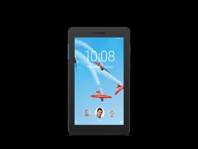 Lenovo Tab E7   Easy-to-use entertainment tablet   Lenovo US