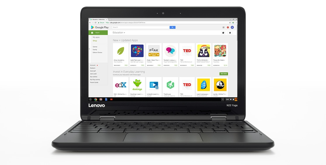 Lenovo N23 Rugged Windows Laptop For Education Lenovo
